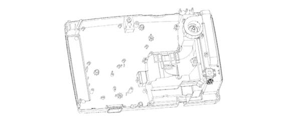 雅图《可自动清洁投影防尘网装置及投影机》专利021
