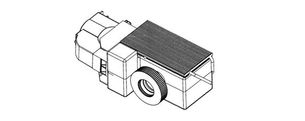 雅图《DLP投影机热管散热系统》专利020