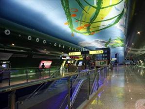 天禄光电小屏数字标牌进驻重庆地铁6号线