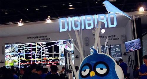 小鸟全4K拼接处理器打开大屏新视界