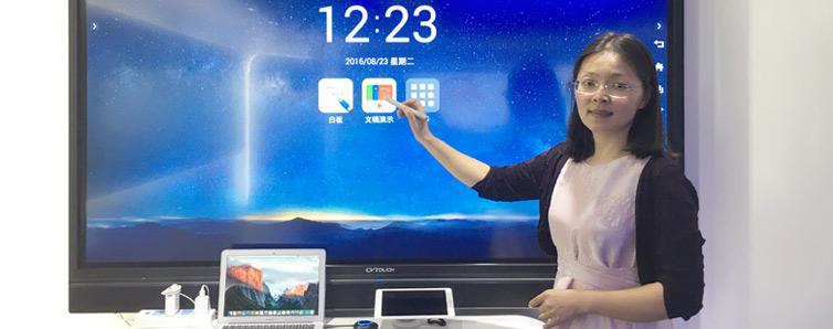 投影机和会议平板不能一概而论。未来投影在特定环境下的工程项目中仍然有良好的应用和表现,但在室内,特别是办公和会议的场景,基于液晶显示技术的交互平板类产品会成为趋势。