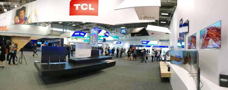 TCL再登大国品牌展强大技术创新力