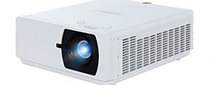 近日,美国优派(ViewSonic)推出适用于泛工程市场的激光工程齐乐娱乐LS800HD与LS800WU。这两款机型分别具备5000和5500高流明以及1080P和WUXGA高清分辨率,光源寿命均长达30000小时