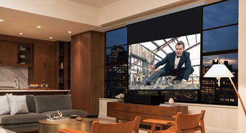如何让电影院搬到你家的客厅?