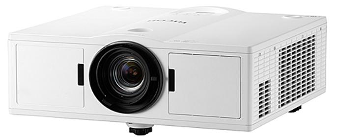 理光PJ WUL5670激光投影机,它是一款适用于中大型会议室、教室、包括礼堂式的教室和小礼堂的使用环境,它也可以用于体育馆、橱窗零售陈列展示和博物馆展览展示。