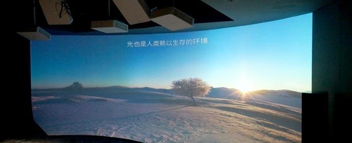 """展厅是一个企业展示形象,描绘愿景,鼓舞人心的重要""""窗口"""",近日,我们探访了位于北京的良业新总部,这里兴建了一个技术与文化相融合的企业展厅,让人非常期待。"""
