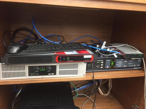 BIAMP方拓处理器-----解决小会议室里的大难题