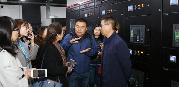 2018台达案例探访活动走进武汉