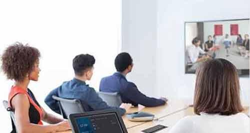 Extron与Logitech联手打造Skype