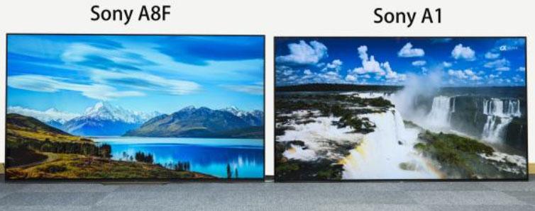 索尼推全新OLED产品A8F