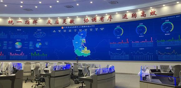 【解读城市大脑的建设背后】——大庆市应急指挥中心