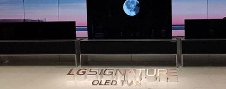 没有声音再好的的戏也出不来!这一点上视听产业早已经有共识,产品设计也是百年没啥大改变。但是,LG偏偏就要在这个传统共识上做手脚:左手是屏幕发声、右手是主机音响——2019年的CES展,LG的电视喇叭玩起左右互搏。
