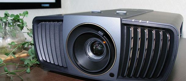 明基4K高端家用投影机X12000H首测