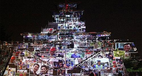 宏碁LV-WU01进驻青岛招商局展厅,呈现青岛发展盛况