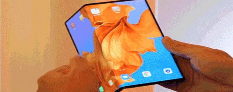 2019年以来,柔性可折叠OLED产品概念越来越火爆。不仅在开年的美国CES展会上,LG展出了卷曲电视、OLED波浪拼接墙,柔宇展示了折叠手机;更在西班牙巴塞罗那举办的2019世界移动通信大会(MWC)上,三星、华为都有OLED折叠手机出品。