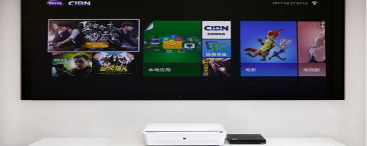 2019年激光电视市场可谓相当火热,各类品牌不断进驻,各种价位段的激光电视不断冲击消费者的眼球,但是很多消费者依然疑惑:激光电视到底是什么?