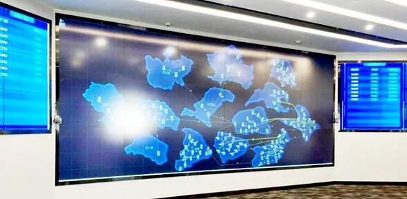 """电力调度哪家强?上海寰视升级国网阿坝电网""""大脑"""""""