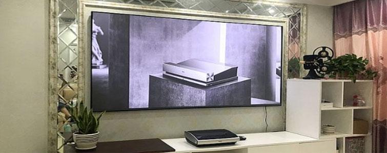 大尺寸崛起:激光电视如何PK液晶