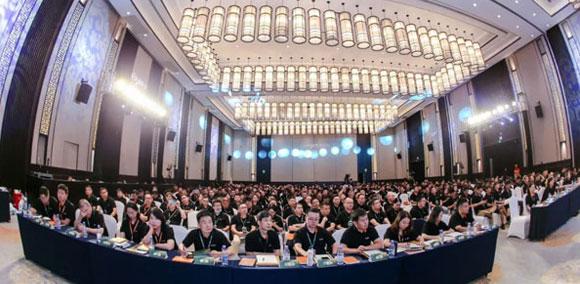 艾比森中國渠道商大會:信任,奮斗