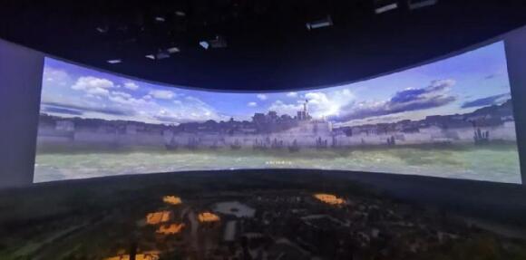 SEEMILE激光工程投影机助力辛亥革命博物馆寻先辈足迹