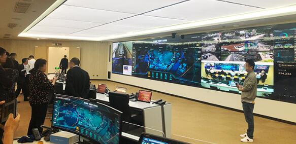 城市数据治理丨MICS全域可视化云平台助力城市应急指挥