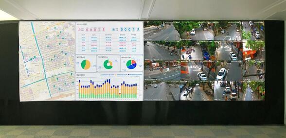 打通城市毛细血管 MICS云赋能交通智慧化