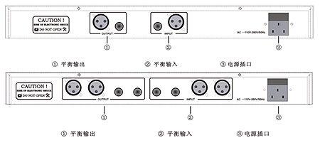 高通和低通滤波控制电路等部分组成